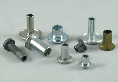 Bolt manufacturer - Semi-tubular rivets